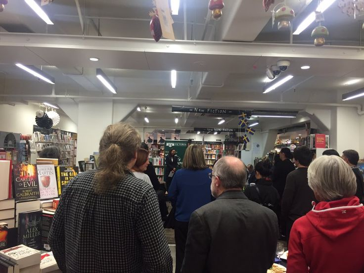 """Vic Books on Twitter: """"Launching Maria Bargh's book 'A Hidden Economy' @HuiaPublishers https://t.co/xqBUiPaBnW"""""""