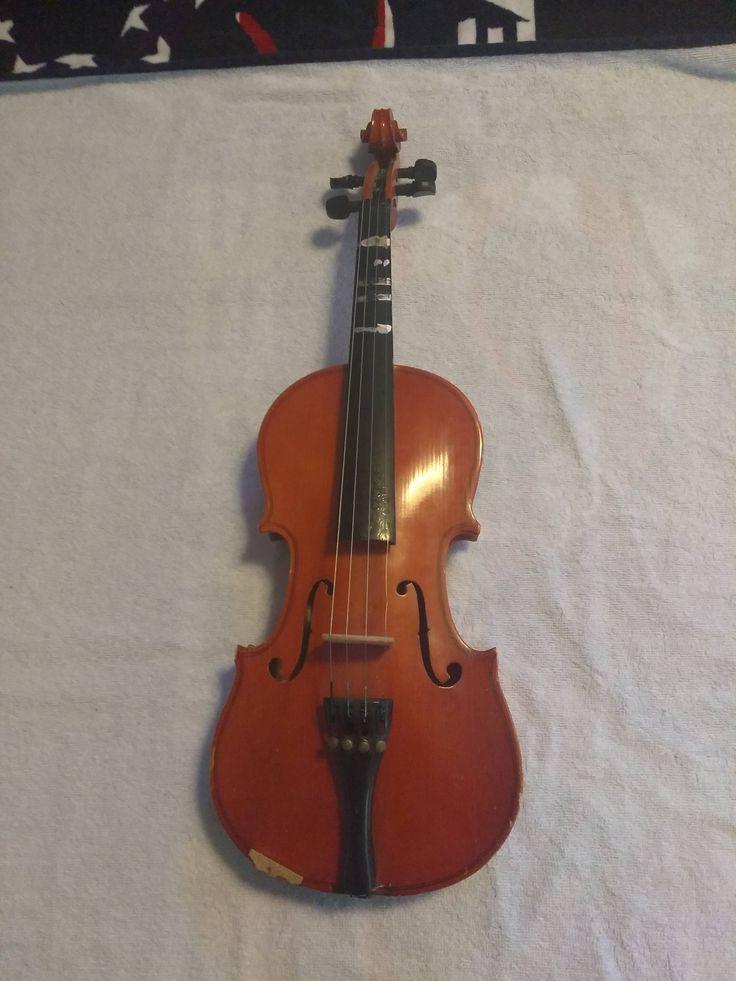 Vintage Cremona Violin by TreasureHuntersShop on Etsy