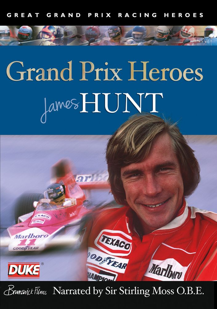 Grand Prix Heroes James Hunt Dvd 2011 Best Buy