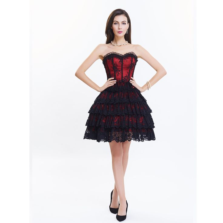 Best 25+ Gothic corset dresses ideas on Pinterest | Gothic ...