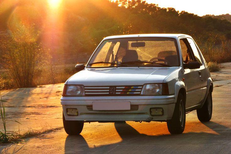 Peugeot 205 Rallye   Flickr - Photo Sharing!