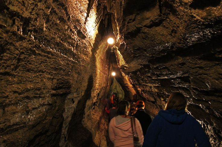 Bonnechere Caves, Ontario's Natural Underground Wonder
