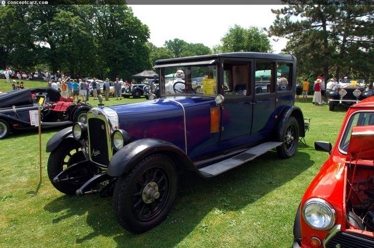 1928 Austin Model 20 #car