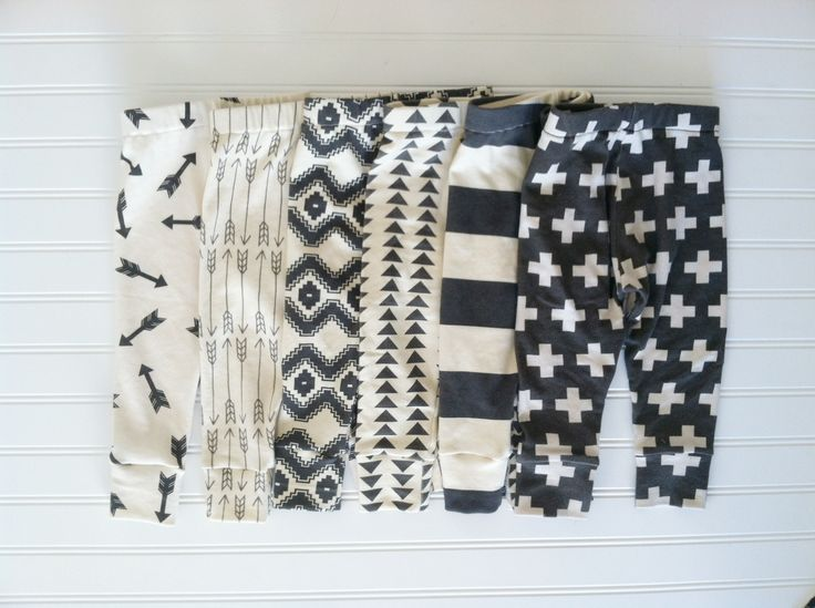 candy kirby designs | organic cotton plus three leggings in charcoal | Online Store Powered by Storenvy