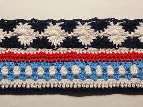 De creatieve wereld van Terray: Crochet Along week 4