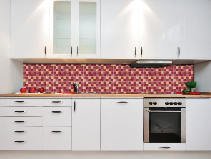 13 best kitchen splashbacks images on pinterest tiles for Splashback tiles kitchen ideas