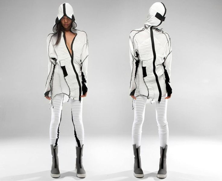 36 best futuristic clothing inspiration images on