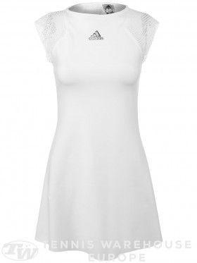 "Adidas reveals ""Evil Twin"" white tennis designs for Wimbledon 2017   Women's Tennis Blog"