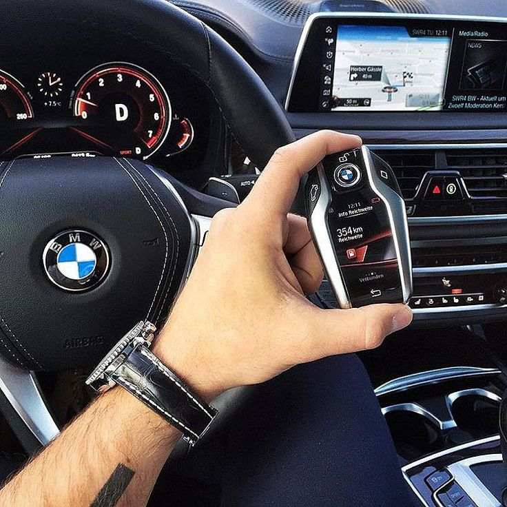BMW 7 series smart key by @dario496 by thisisamans.style