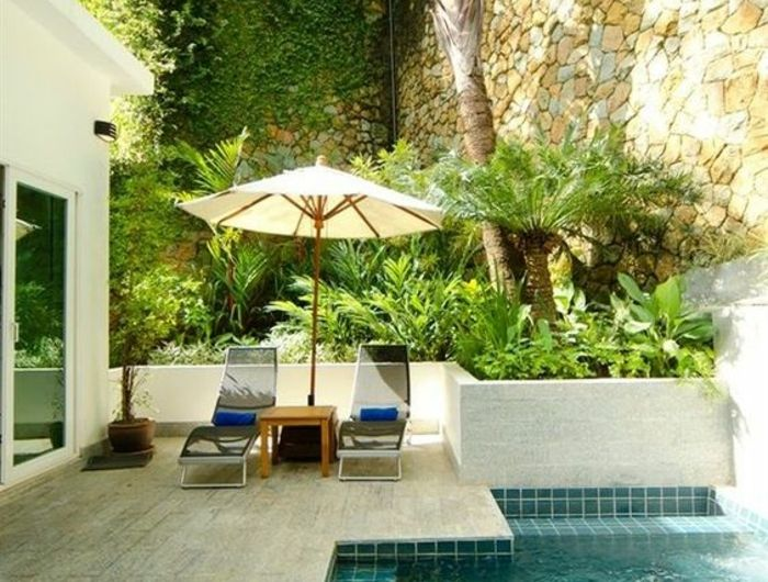 39 best Extérieur images on Pinterest Swimming pools, Pool spa and