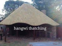 Thatching Harvey installation Swimming pools Building Rethatch Thatch repairs Fire proofing Rails Decking Paving Painting Lap as lodges Renovations Rock art Parts fencing