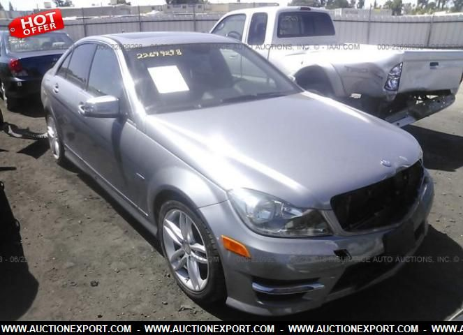 2012 Mercedes Benz C Class C250 6 455 Auctionexport Dealers Usedcar Export Import Usa Canada Worldwides Used Car Dealer Things To Sell Online Cars