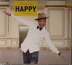 Znalezione obrazy dla zapytania happy pharrell williams
