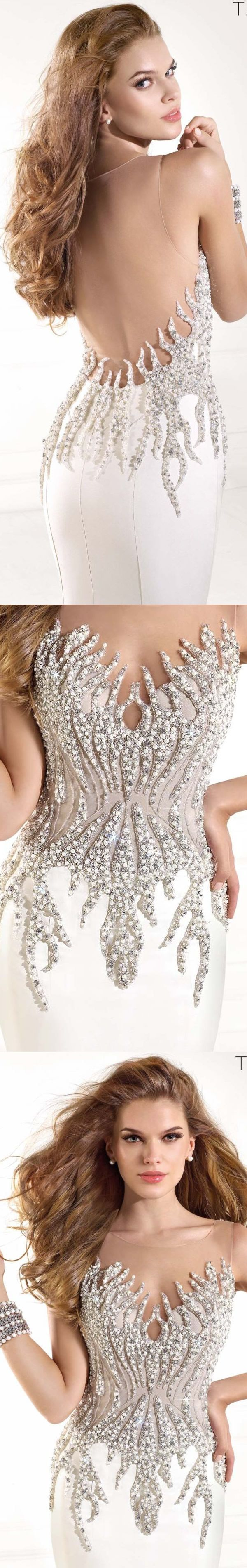 DIYouth Actual Images Luxury Scoop Crystal Prom Dresses Mermaid Satin Long Evening Gowns Formal Pageant Gowns beading prom dress,beaded evening dress,long prom dresses,long evening dresses,open back prom dresses, backless evening dresses, party dresses,Mermaid prom dress,long prom dress