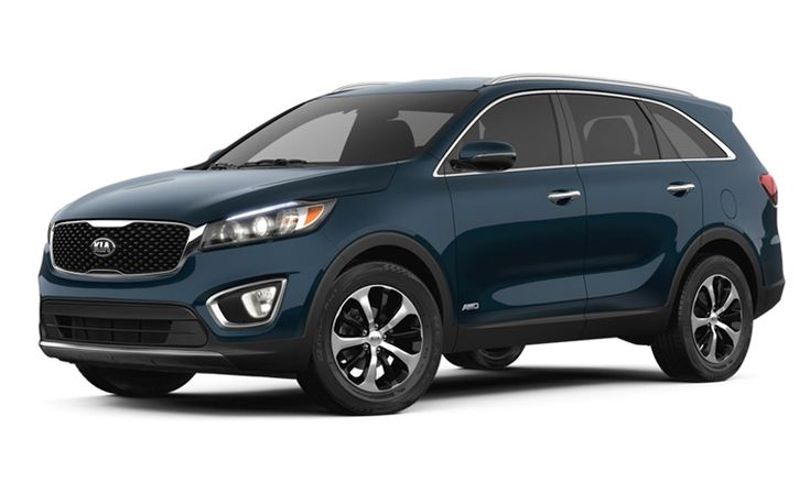 Kia Sorento Reviews - Kia Sorento Price, Photos, and Specs - Car and Driver