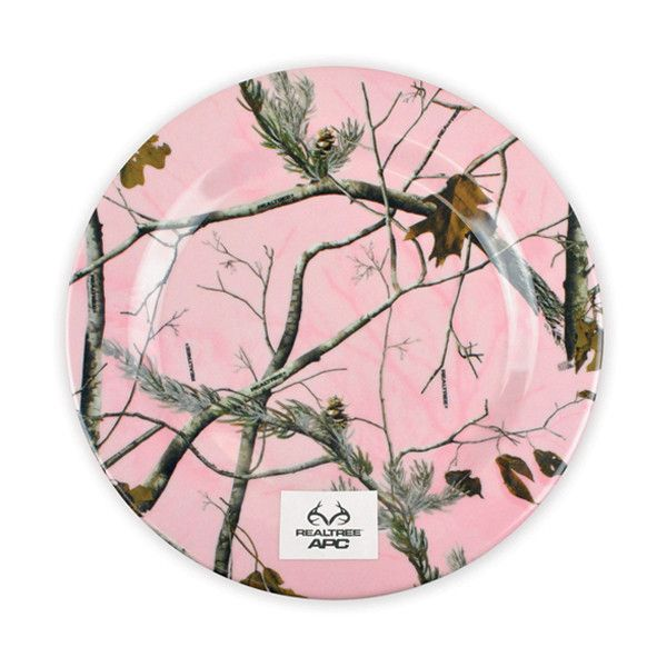 Realtree APC® Pink Side Plate