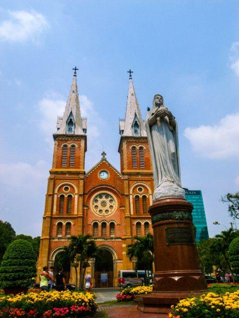 ベトナムの教会
