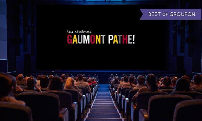 Cinémas Gaumont Pathé - Plusieurs adresses: 1 ou 2 places pour les cinémas Gaumont et Pathé valables jusqu'au 28 février 2018 pour films en 2D dès 8,70 €