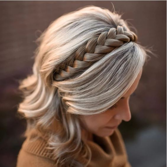 Bohemian Easy-Wear Hairbands -  Attending to a Bohemian Party but haven't found the perfect hairstyle that will perfectly suit yo - #bohemian #EasyWear #hairbands
