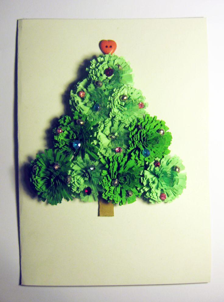 New Year tree)