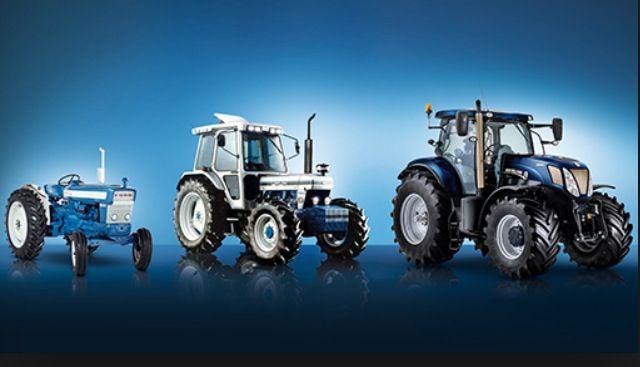 Tractor evolution