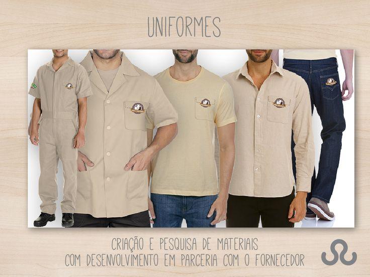 A Tudo Marketing foi responsável pelo desenvolvimento dos uniformes de toda equipe do complexo de fazendas da Nelore Santa Clara, contribuindo para o reforço da identidade da marca. #Nelore #NeloreSantaClara #Fazenda #Gado #TudoMkt #TudoMarketing #Marketing #Design #Uniforme