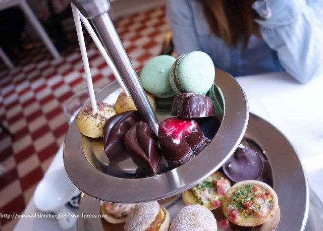Chjoko: Chocolate High Tea
