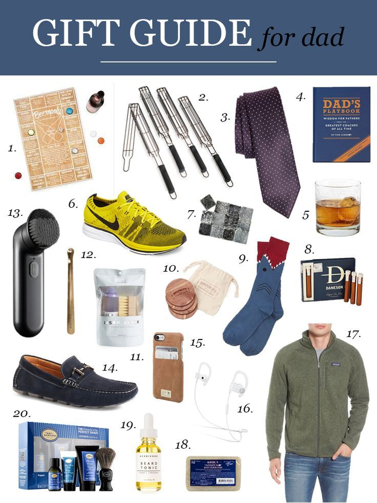 Gift Guide For Dad Visions Of Vogue Dad Gift Guide Dad Gifts Box Gift Guide
