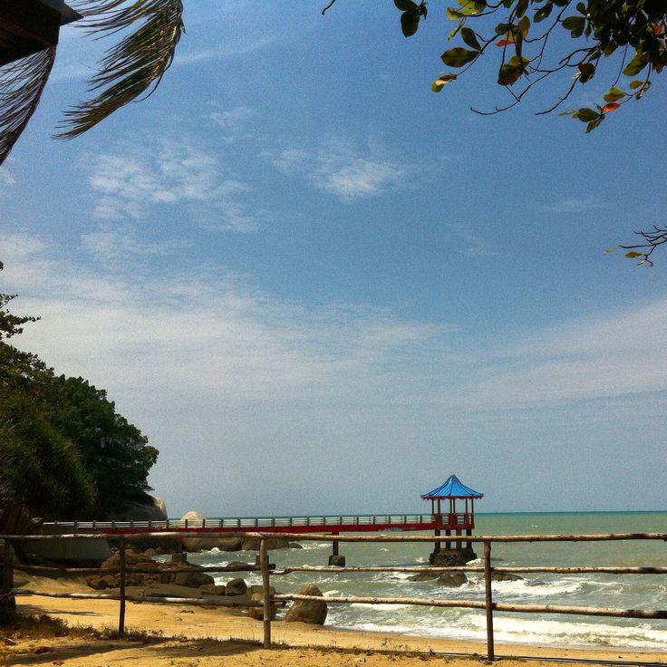 Tanjung Pesona, Bangka Island, Indonesia