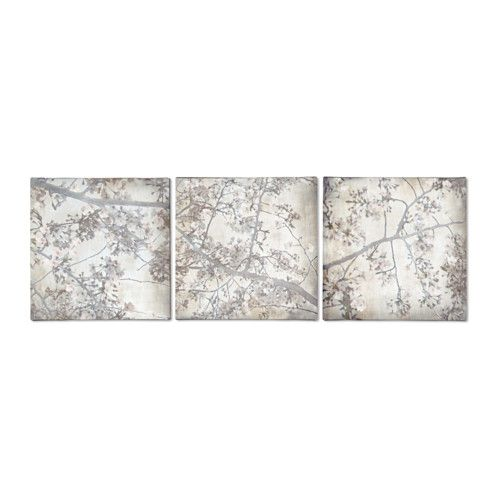 PJÄTTERYD Picture, set of 3 IKEA Motif created by Tony Koukos. You can personalise your home with artwork that expresses your style.