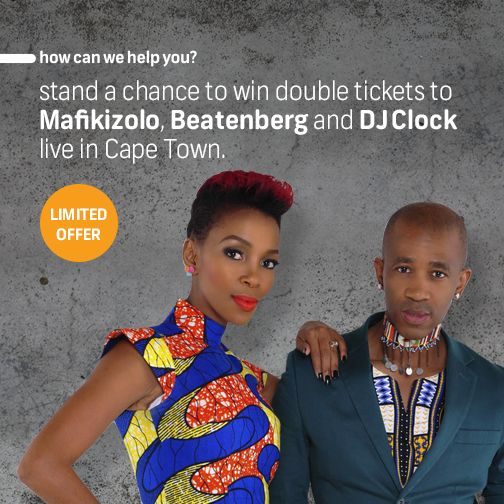 Today Only, FNB Gold Cheque Account clients in Cape Town, SMS 'GOLD' to 31138 to stand a chance to win. T&Cs apply.