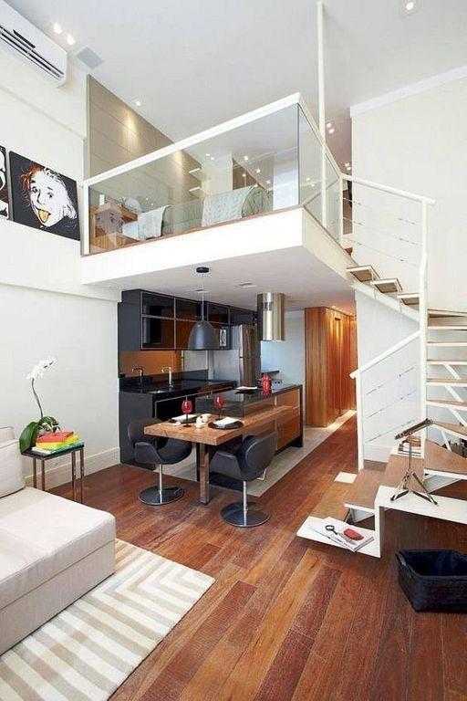 25 Stylish And Cool Interior Design Ideas For Modern Loft