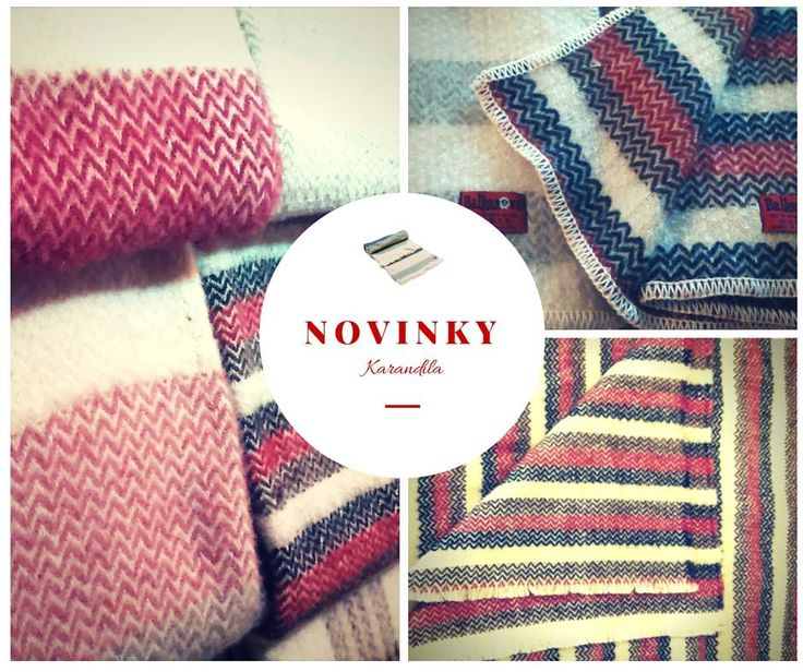 Wool blanket Karandila - new arrivals