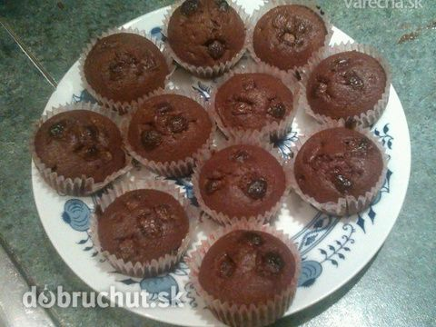 Hrnčekové muffiny