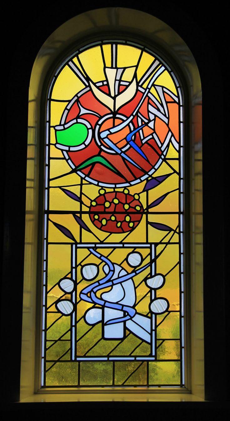 Church Glass Art