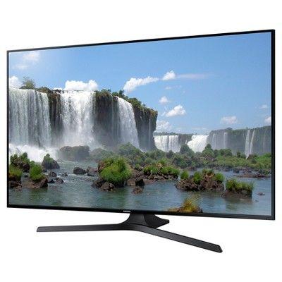 Samsung 50 Class 1080p 120Hz Quad Core Smart Led TV - Black (UN50J6300AFXZA)
