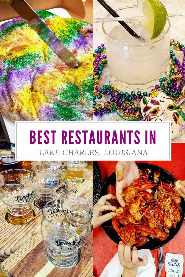 Where to eat in Lake Charles Louisiana-Gumbo, Crawfish boil and more!