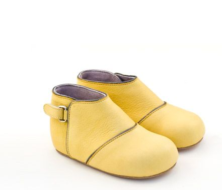 MaryYellow Boots, Toddlers Shoes, Ankle Boots, Yellow Shoes, Baby Booties, Walks Shoes, Leather Shoes, Baby Shoes, Yellow Leather