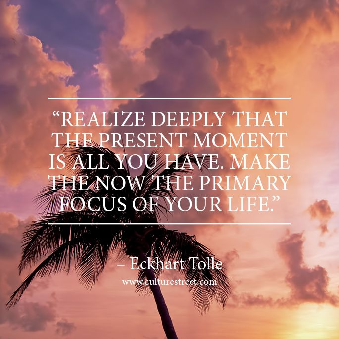 Image result for blessings eckhart tolle quote pic