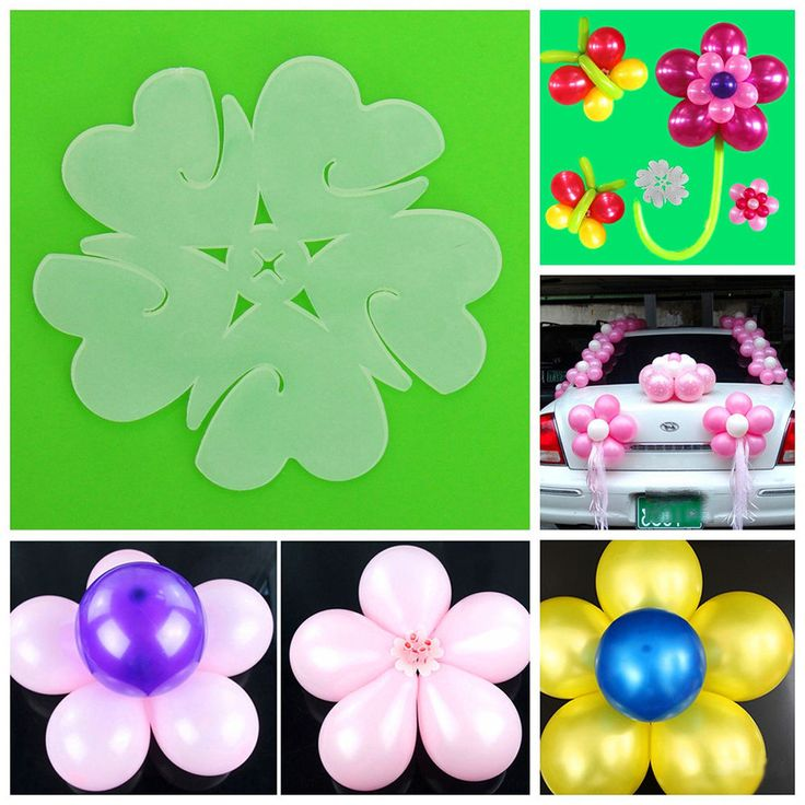5PCS Balloon Plum clip ties for sealing helium gas air balloons quick & easy  | eBay