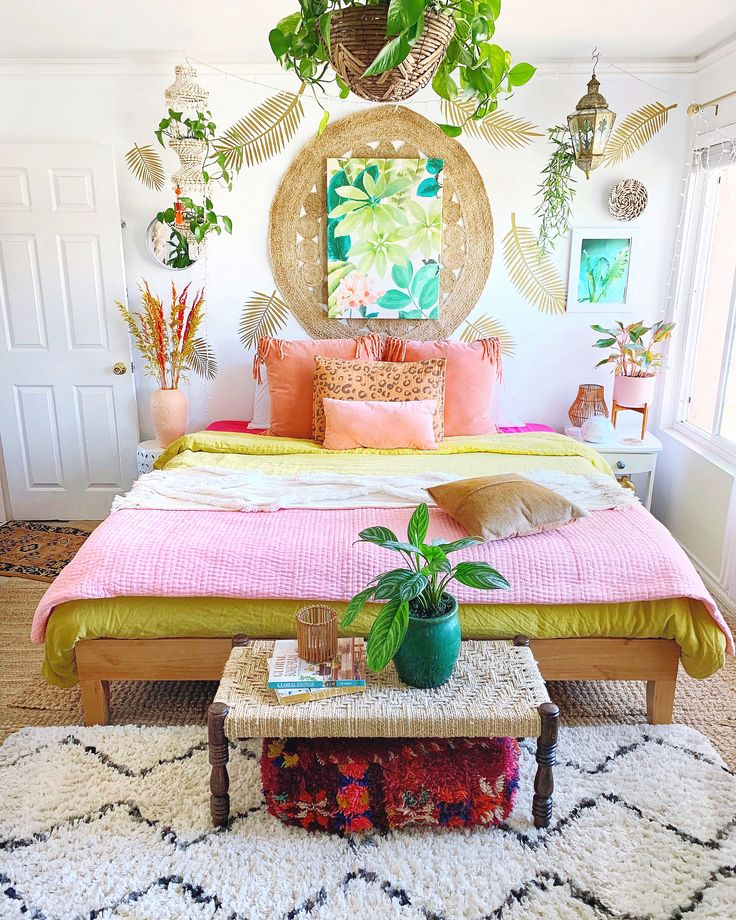 16 Bedroom Decorating Ideas With Exotic African Flavor: Pin By Sare XO On Sare's Abode