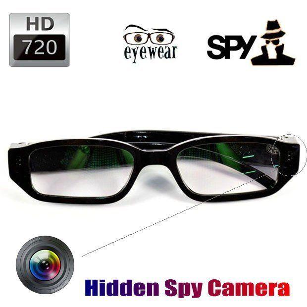 HD 720P Spy Camera Glasses Hidden DVR Digital Video Recorder Cam Camcorder Glass