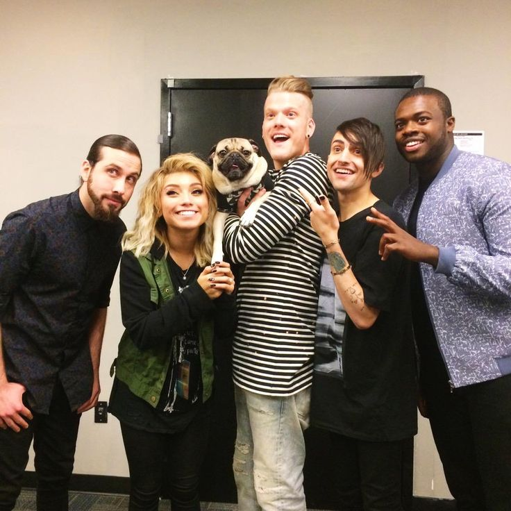 Members Of Pentatonix - #GolfClub
