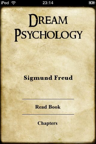 literature review on dreams sigmund freuds psychoanalysis Myths-dreams-symbols the unconscious world of dream intuitive knowledge: sigmund freud: doctor of the mind who is carl jung freud vs jung though jung's analytical psychology derives from freud's psychoanalysis, there was strife, disagreement and.