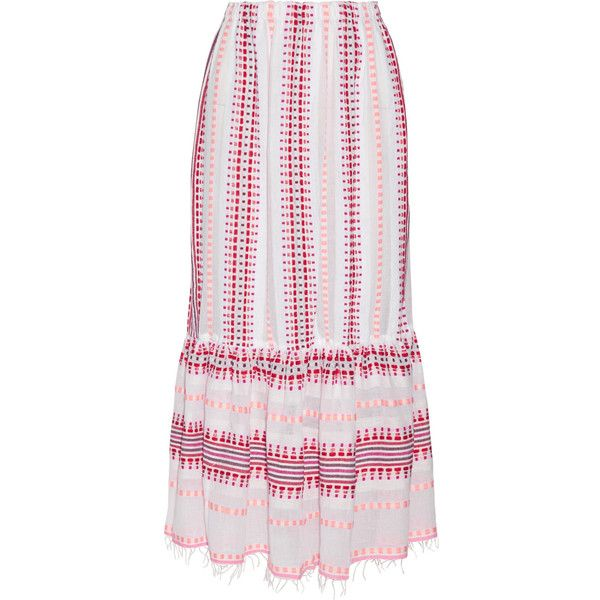 25 best ideas about striped maxi skirts on