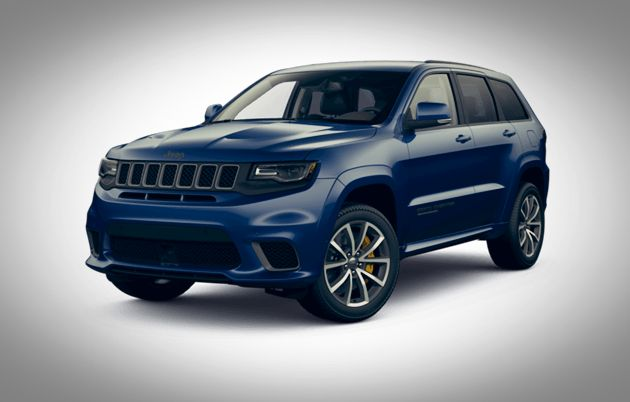 2019 Jeep Grand Cherokee Trailhawk Features | SUV REVIEW ...