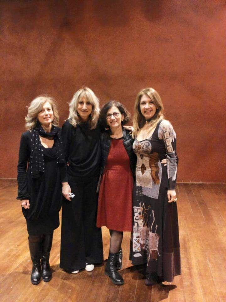 12 Dicembre In Sala 1 con Gabriella La Rovere, Orietta Zamagni eChiara Dal Piaz