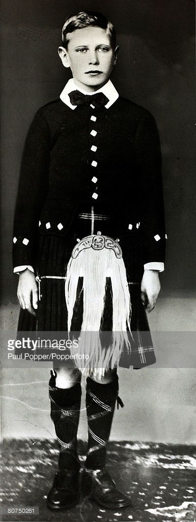 Prince Albert Duke of York (George VI)