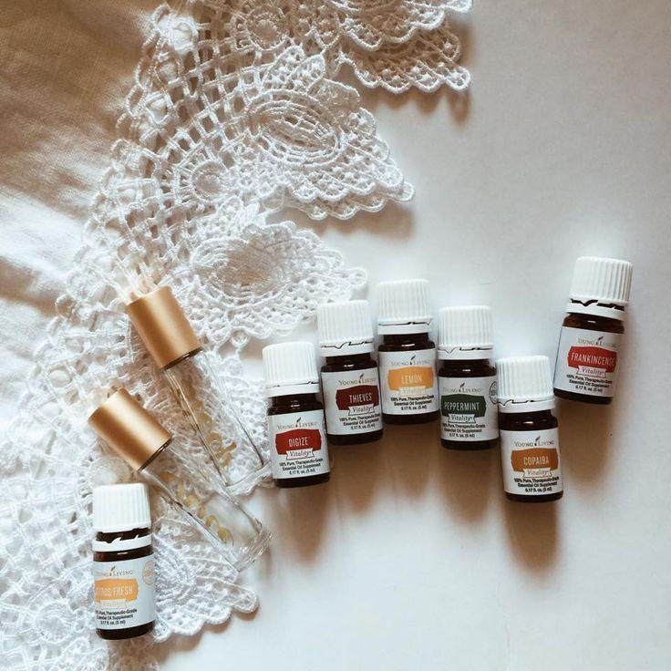 Why I use essential oils! Audrey Roloff - aujpoj.com