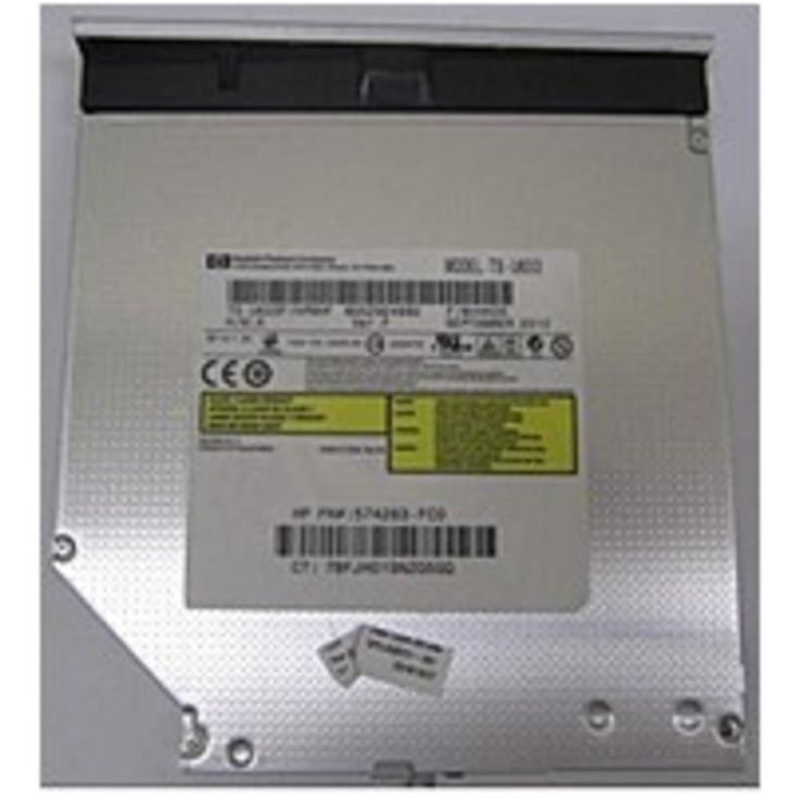 HP 608221-001 DVD RW/DL/FX Optical Disk Drive - SATA - 135 MBps Data Transfer Speed
